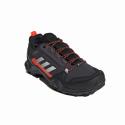 Pánska nízka turistická obuv ADIDAS-Terrex AX3 GTX solid grey/grey one/solar red -