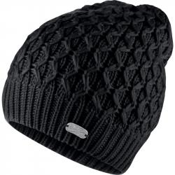 Zimná čiapka NIKE-BEANIE - SLOUCHY KNIT BLACK W