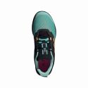 Pánska bežecká trailová obuv ADIDAS-Terrex Two Flow acid mint/hazy orange/screaming pink (EX) -
