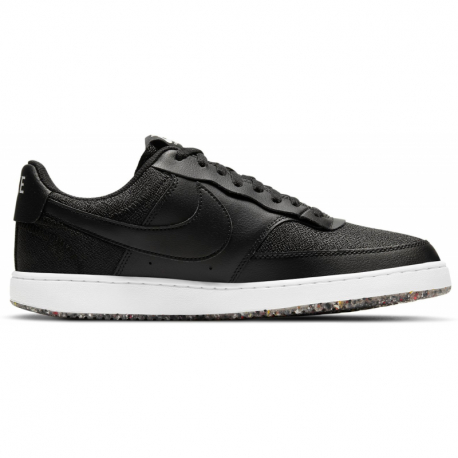 Pánská vycházková obuv NIKE-Court Vision LO Prem black / black