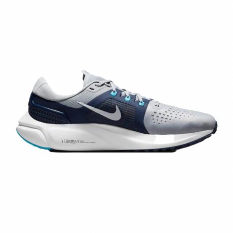 Pánská běžecká obuv NIKE-Air Zoom Vomero 15 wolf grey / midnight navy / blue