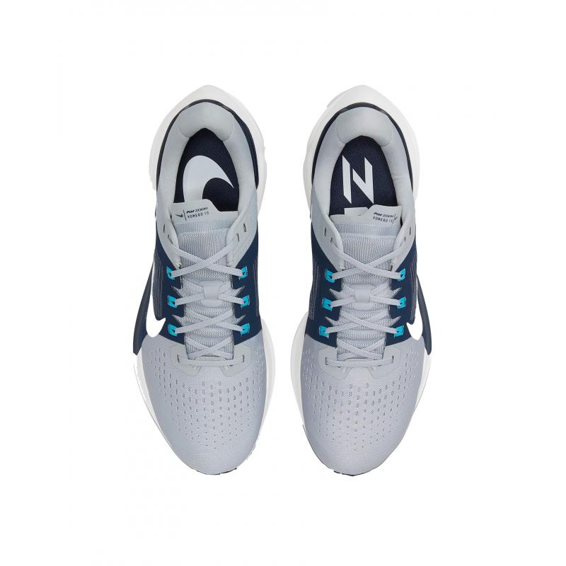 Pánska bežecká obuv NIKE-Air Zoom Vomero 15 wolf grey/midnight navy/blue -