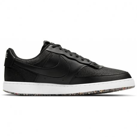 Pánská vycházková obuv NIKE-Court Vision LO Prem black / black (EX)