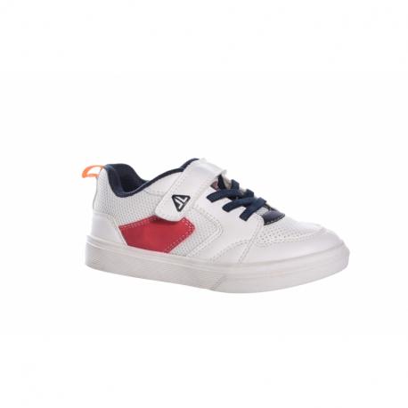 Dětská rekreační obuv JUNIOR LEAGUE-Tore white
