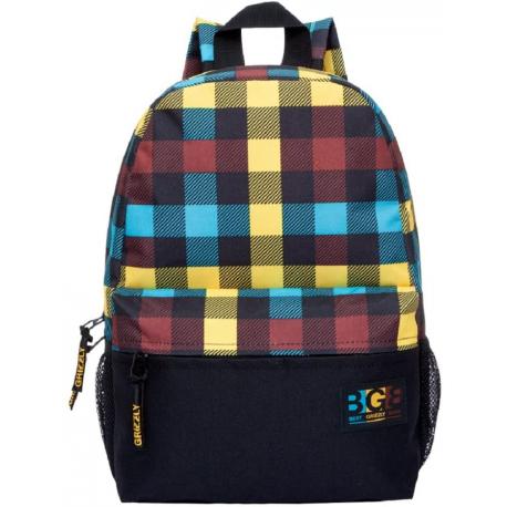Juniorský školní batoh GRIZZLY-RD-750-2 / 1