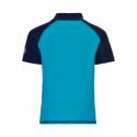 Chlapčenské tričko na kúpanie COLOR KIDS-T-shirt w. print UPF 40+ Hawaiian Ocean -