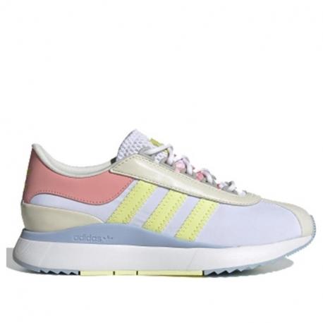 Dámská rekreační obuv ADIDAS ORIGINALS-SL Andridge W white / yellow tint / perwinkle
