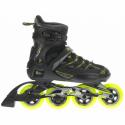 Kolieskové korčule FILA SKATES-GHIBLI 90 BLACK/LIME -