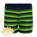 Chlapčenské plavky COLOR KIDS-Swim trunks AOP UPF 40+ Jasmine Green -