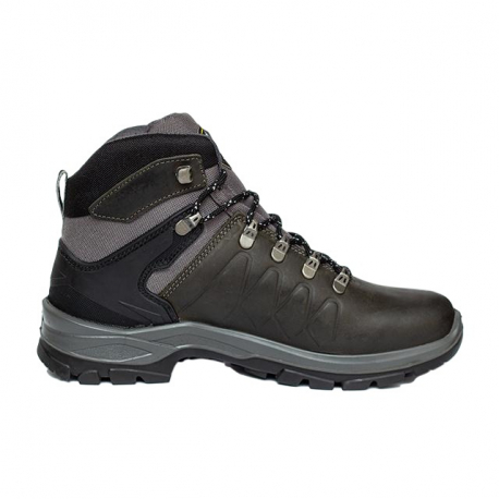Pánská kotníková turistická obuv Grisport-Carano grey (EX)