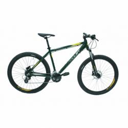 Horský bicykel AMULET-CODER - 27,5 - DARK GREEN