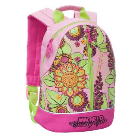 Dívčí batoh GRIZZLY-RS-665-3 / 2