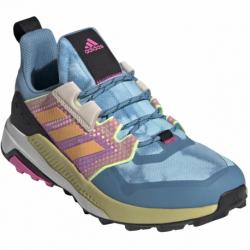 Dámska nízka turistická obuv ADIDAS-Terrex Trailmaker W hazsky/hazora/scrpnk (EX)
