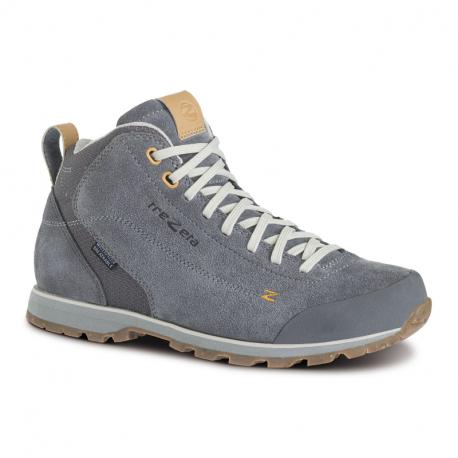 Dámská kotníčková turistická obuv TREZETA-Zeta Mid Ws WP grey