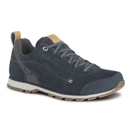 Pánska nízka turistická obuv TREZETA-Zeta WP blue