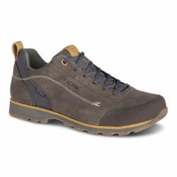 Pánska nízka turistická obuv TREZETA-Zeta WP brown