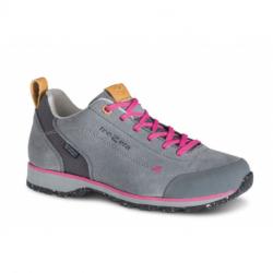Dámska nízka turistická obuv TREZETA-Zeta Ws WP grey