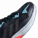 Pánska bežecká obuv ADIDAS-X9000L3 core black/core black/solar red -
