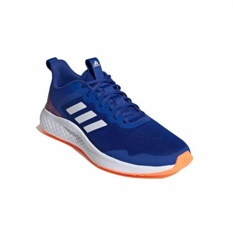 Pánska športová obuv (tréningová) ADIDAS-Fluidstreet royblu/ftwwht/scrora