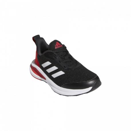 Juniorská sportovní obuv (tréninková) ADIDAS-FortaRun core black / white / vivid red