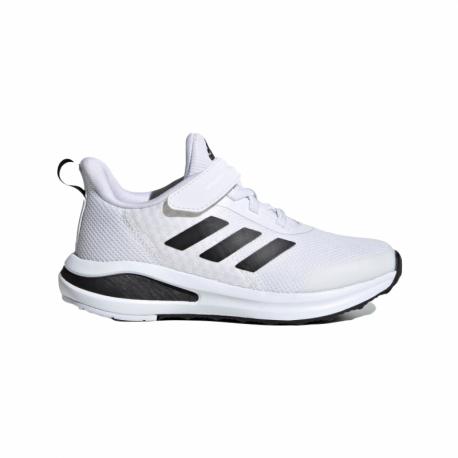 Detská športová obuv (tréningová) ADIDAS-FortaRun EL cloud white/core black/core black