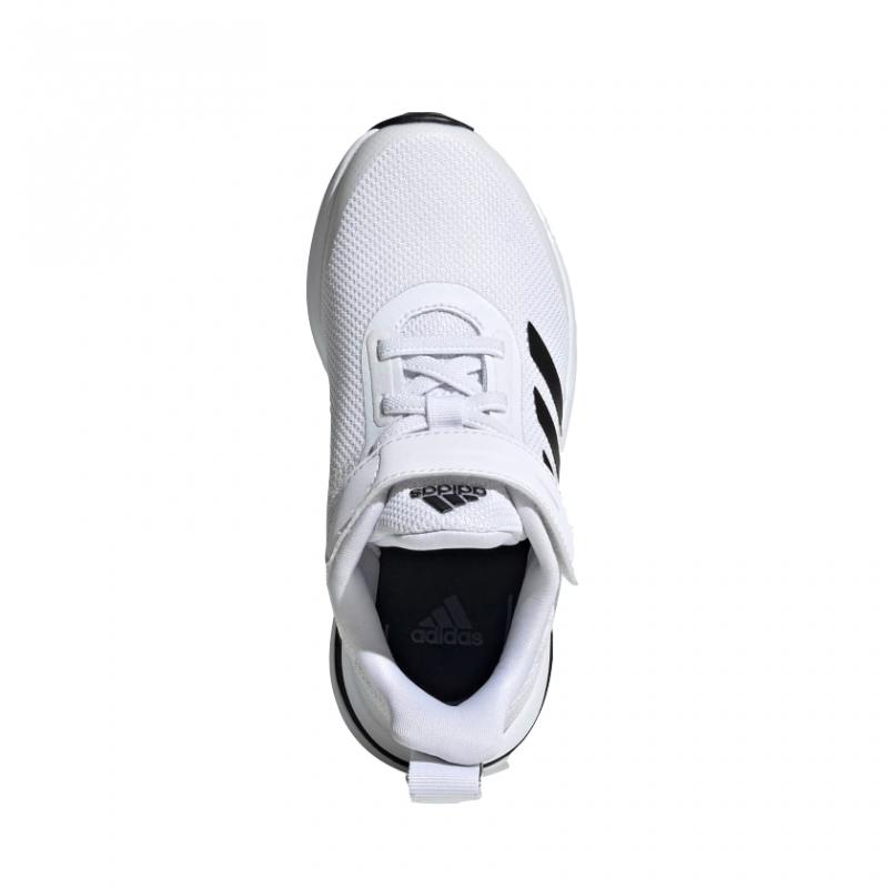 Dětská sportovní obuv (tréninková) ADIDAS-FortaRun EL cloud white / core black / core black -