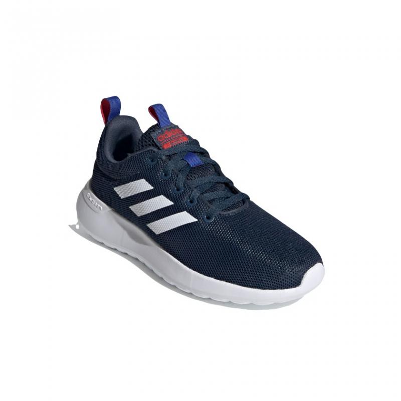 Juniorská sportovní obuv (tréninková) ADIDAS-Lite Racer CLN navy blue / white / red -
