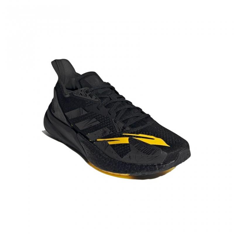 ADIDAS-X9000L3 X Vitality core black/core black/wonder glow 43 1/3 Čierna