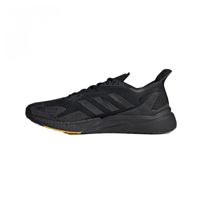 Pánska bežecká obuv ADIDAS-X9000L3 X Vitality core black/core black/wonder glow -