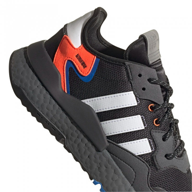 Pánska rekreačná obuv ADIDAS-Nite Jogger ftwwht/gresix/acimin -