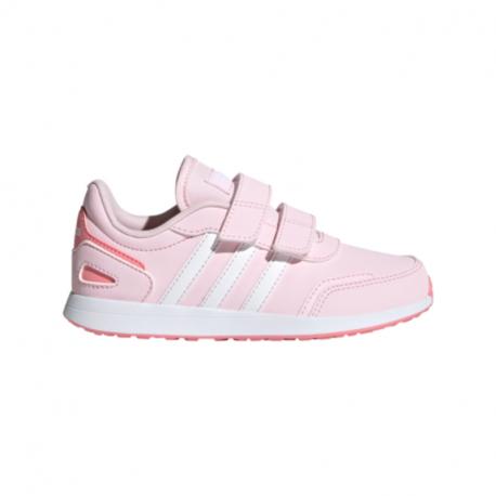 Dětská rekreační obuv ADIDAS-VS Switch 3 clear pink / white / super pop
