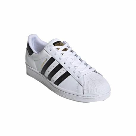 Pánská vycházková obuv ADIDAS ORIGINALS-Superstar ftwwht / cblack / ftwwht EG4958
