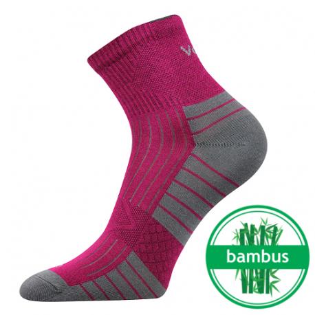 Dámské turistické ponožky VOXX-Belkin-Fuxia