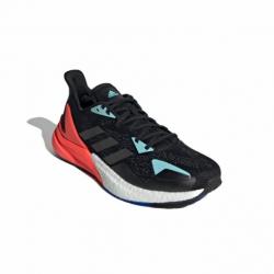 Pánska bežecká obuv ADIDAS-X9000L3 core black/core black/solar red (EX)