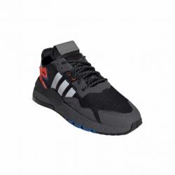 Pánska rekreačná obuv ADIDAS-Nite Jogger ftwwht/gresix/acimin (EX)