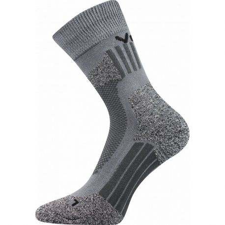 Turistické ponožky VOXX-EGOIST LIGHT GREY