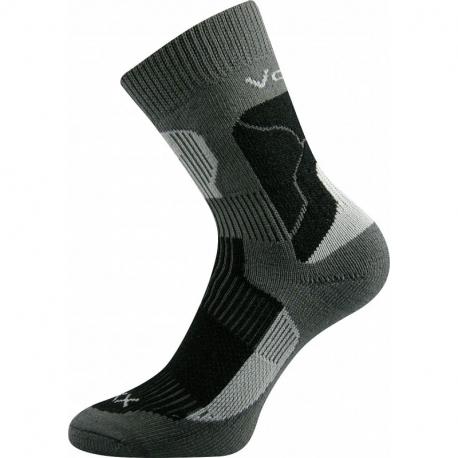 Turistické ponožky VOXX-TREKKING DARK GREY