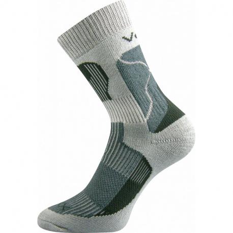 Turistické ponožky VOXX-TREKKING LIGHT GREY