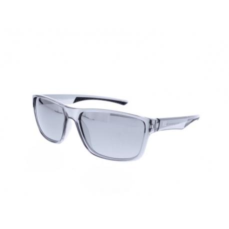 Slnečné okuliare H.I.S. POLARIZED-HPS98116-1, grey, smoke with silver flash POL, 59-15-144