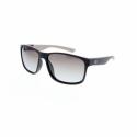 Slnečné okuliare H.I.S. POLARIZED-HPS98112-2, black, green gradient POL, 60-15-141 -