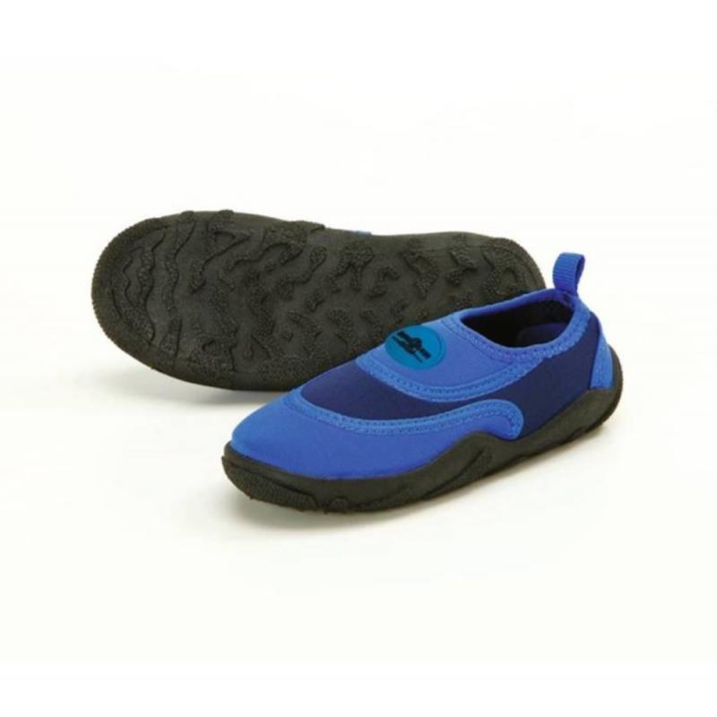 AQUALUNG-BEACHWALKER KID RBL NVB Blue 30/31 Modrá