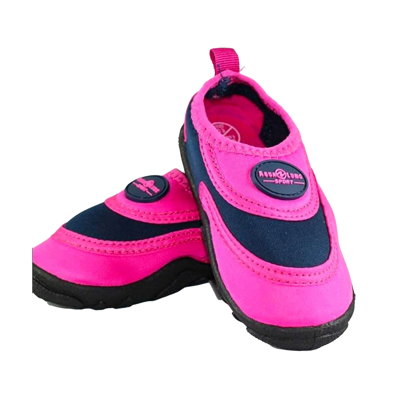 AQUALUNG-BEACHWALKER KID PNK NVB Pink 30/31 Ružová