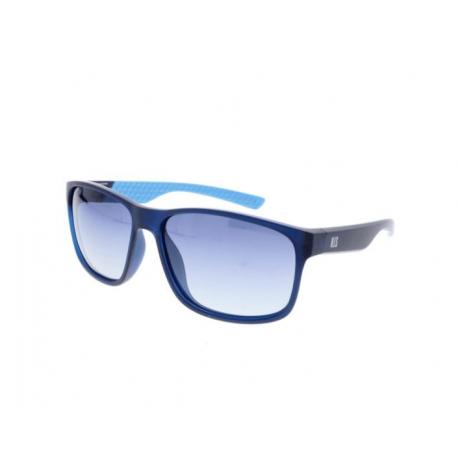 Slnečné okuliare H.I.S. POLARIZED-HPS98112-1, blue, blue gradient POL, 60-15-141