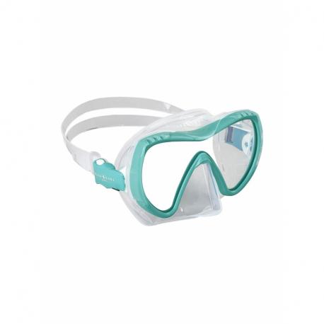 Potápěčská maska AQUALUNG-Visionflex TRQ CLR