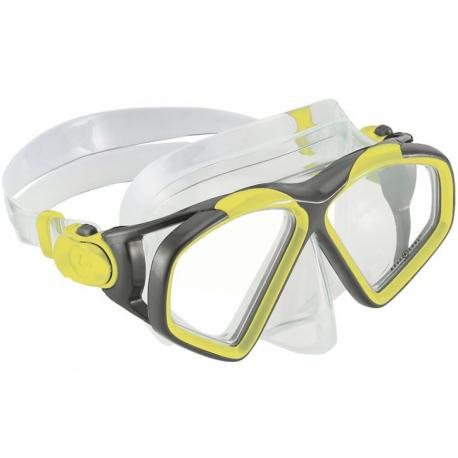 Potápačská maska AQUALUNG-HAWKEYE BYW GRY