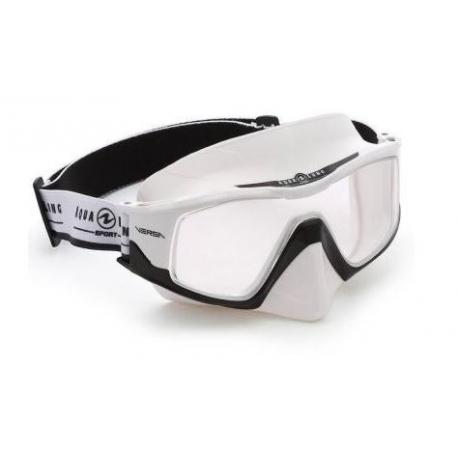 Potápačská maska AQUALUNG-VERSA WHT BLK LC