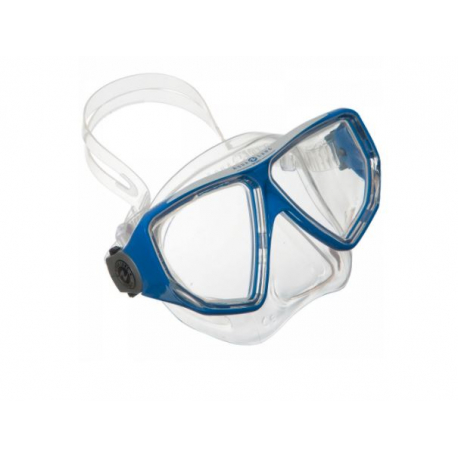 Potápěčská maska AQUALUNG-OYSTER BLU WHT