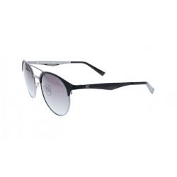 Slnečné okuliare H.I.S. POLARIZED-HPS94108-1, black, smoke gradient POL, 53-20-140