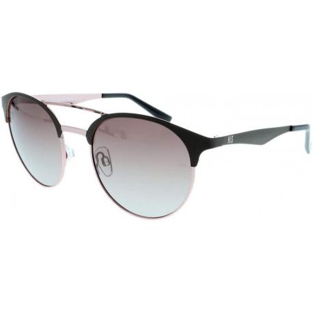 Slnečné okuliare H.I.S. POLARIZED-HPS94108-2, brown, brown gradient with silver flash POL