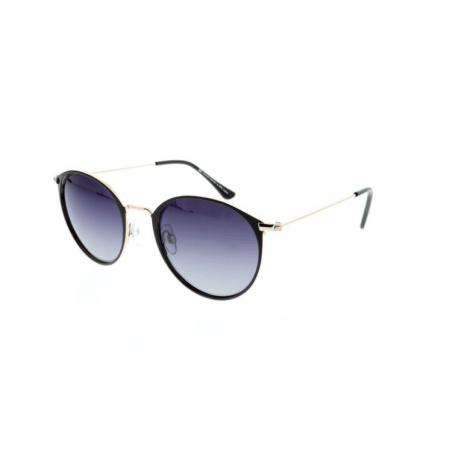 Slnečné okuliare H.I.S. POLARIZED-HPS94106-1, brown, brown-pink gradient white mirror POL